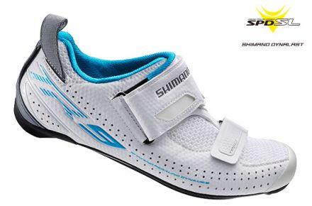 Damskie buty triathlonowe Shimano TR9