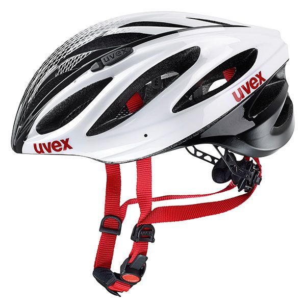 Uvex Boss Race | White-Black