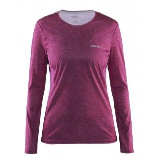 Craft Mind LS Tee - damska bluza do biegania  1903941_2044