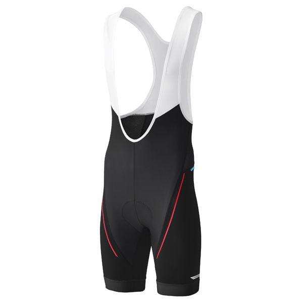 Shimano Active Pedaling Bib Shorts