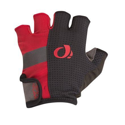 Pearl Izumi Elite Gel Glove | CZARNO-CZERWONE
