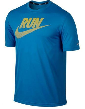 Koszulka do biegania Nike Dri-FIT Graphic Challenger