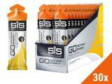 SIS GO Isotonic Gel 30x60ml - pomarańczowe