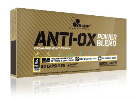 Olimp ANTI-OX power blend™ Mega Caps [60kaps]