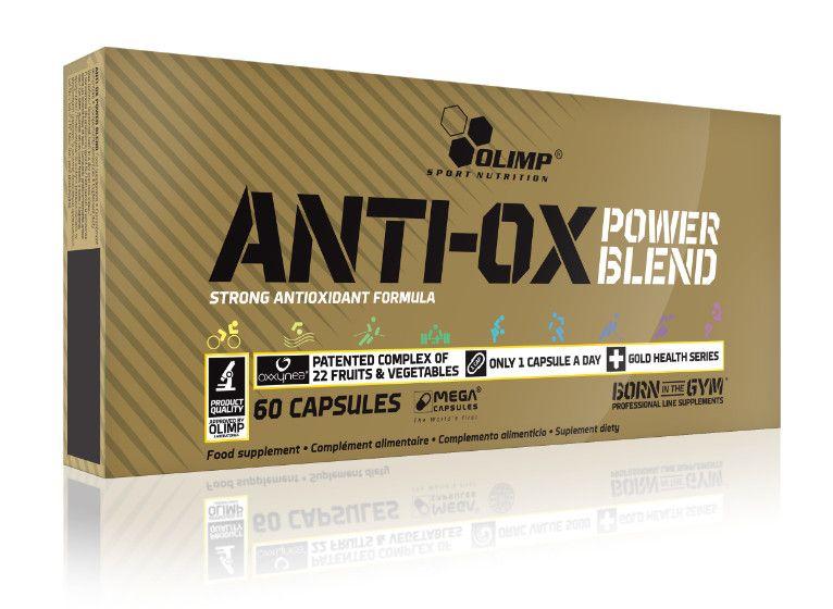 Olimp ANTI-OX power blend™ Mega Caps [60kaps]