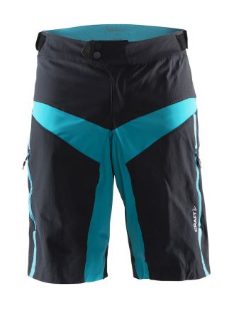 Szorty rowerowe 2 w 1 Craft X-Over Shorts