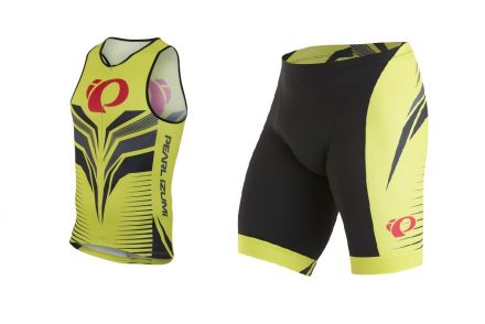 Pearl Izumi Elite IN-R-Cool LTD Tri Set [ XL ] - męski zestaw triathlonowy