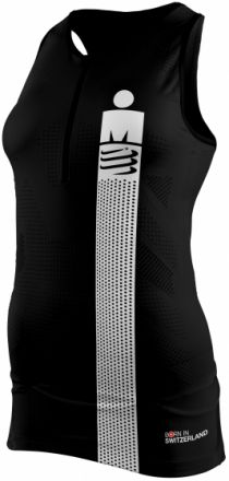 Compressport TR3 Tank Top WOMAN IRONMAN® SMART