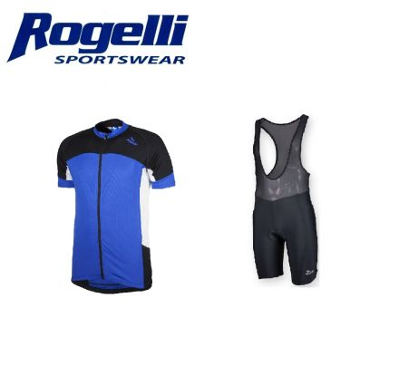 Rogelli Kids Cycling Set