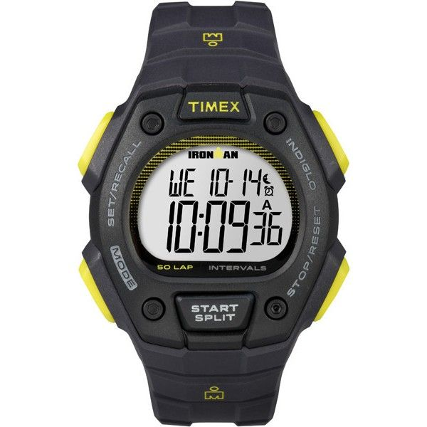 Timex Ironman® 50-Lap Memory Chrono