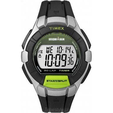 Timex Ironman® 30-Lap Memory Chrono - męski zegarek sportowy
