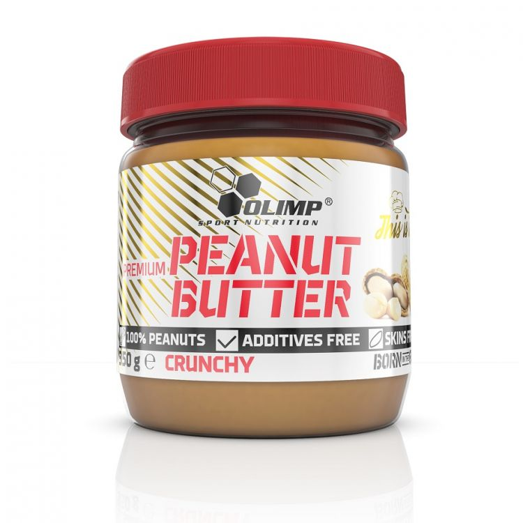 Olimp Premium Peanut Butter 350g