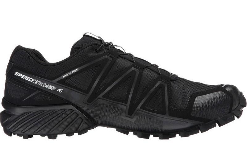 Running Shoe Overview: Salomon Speedcross 4