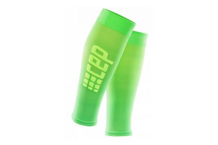 Cep Ultralight Calf Sleeves - damskie ultralekkie opaski kompresyjne