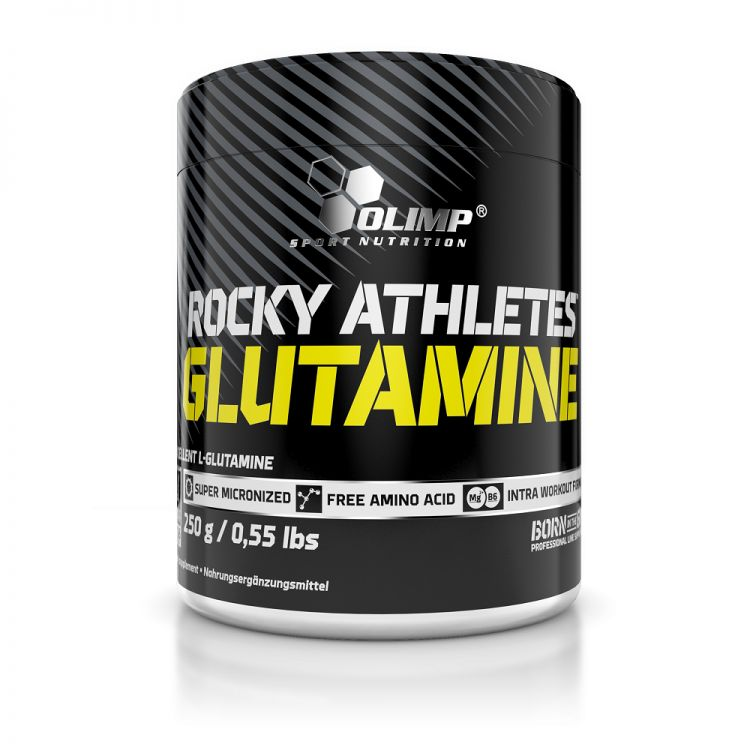 Olimp Rocky Athletes Glutamine 250
