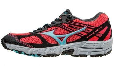 Mizuno Wave Kien 3  - damskie buty do biegów terenowych