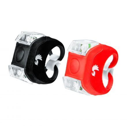 Falcon Eye Bicycle Lights Set Worms