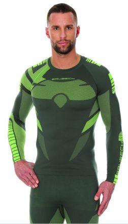 Brubeck Dry - męska koszulka termoaktywne LS13080