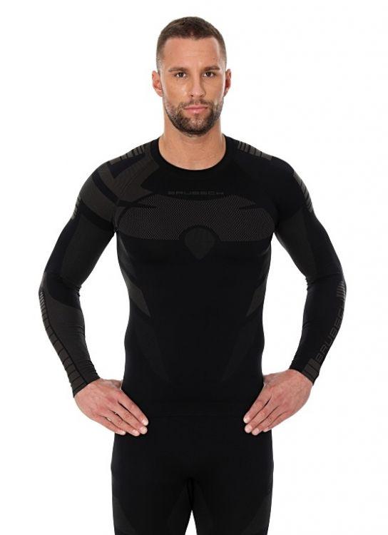 Brubeck Dry - męska koszulka termoaktywna LS13080