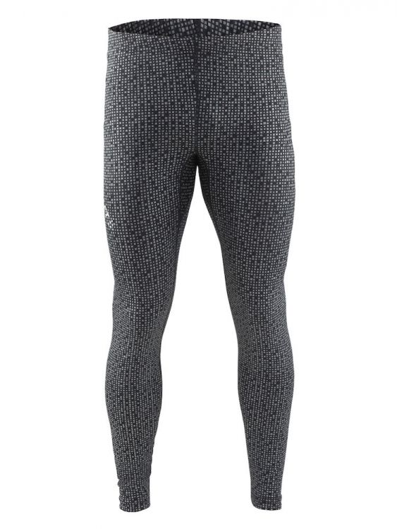 Craft Mind Reflective Tights  - męskie getry biegowe