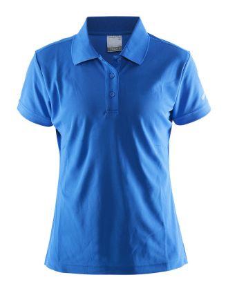 Craft Shirt Pique Classic- damska sportowa koszulka polo