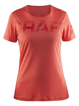 Craft Prime Logo Tee - damska koszulka biegowa