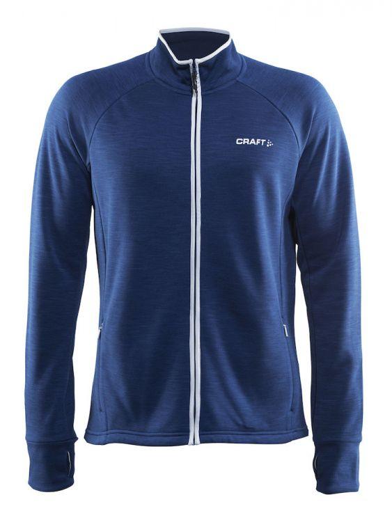 Craft Warm Jacket - męska bluza do biegania
