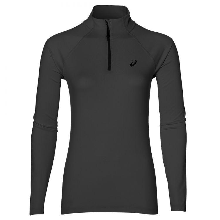Asics Stripe 1/2 Zip damska bluza do biegania
