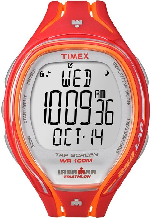 Timex Ironman® Sleek™ 250-Lap with Tapscreen™ Technology