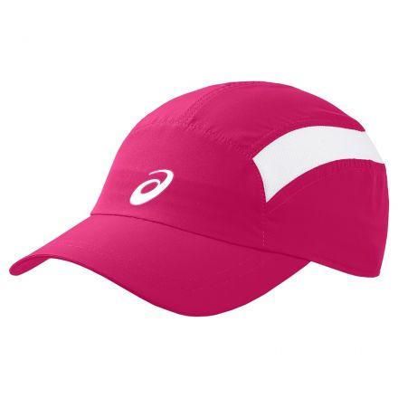 Asics Essentials Cap - czapka do biegania z daszkiem dla kobiet