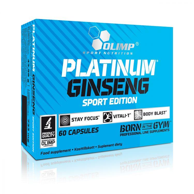 Olimp Platinum Ginseng 60kaps