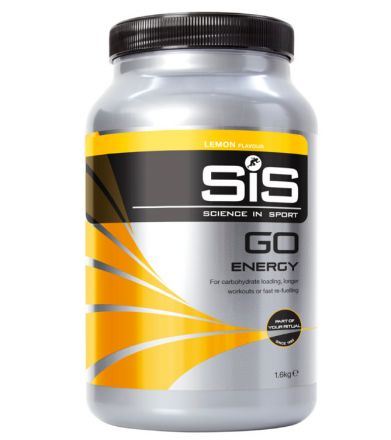 Napój węglowodanowy SiS Go Energy 1.6kg