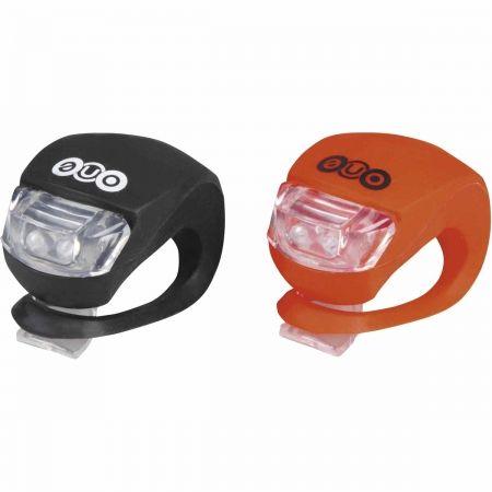 Zestaw lampek rowerowych One ALIEN 3.0 Set