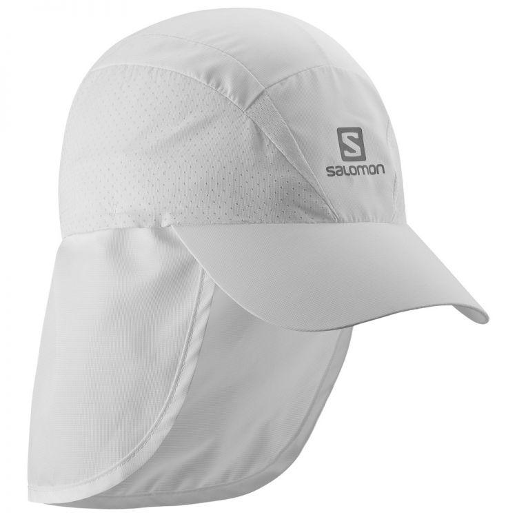 Czapka Z Ochroną Chustą Na Kark Salomon XA+ Cap Sklep