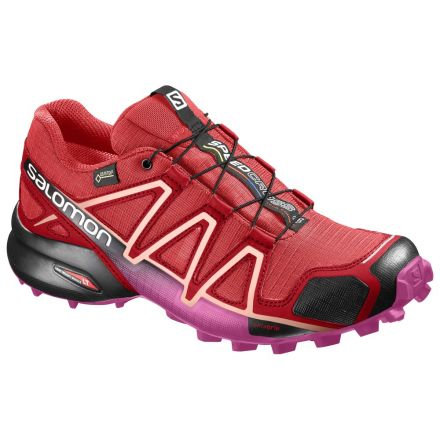 Salomon Speedcross 4 - damskie buty terenowe z Gore-Tex