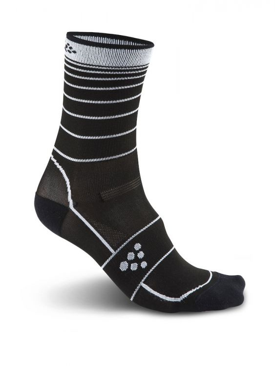 Craft Grand Fondo Sock | CZARNE