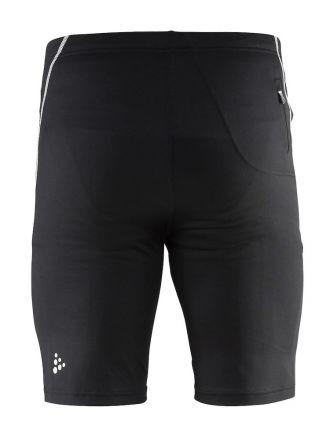 Craft Mind Short Tights - męskie krótkie getry do biegania