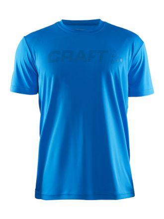Craft Prime Logo Tee - męska koszulka biegowa