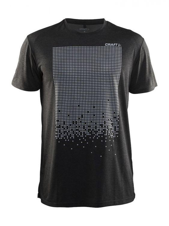 Craft Mind SS Reflective Tee - męska koszulka treningowa
