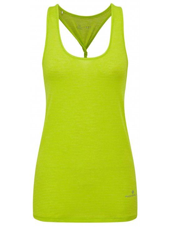 Ronhill Momentum Poise Vest - damska koszulka biegowa