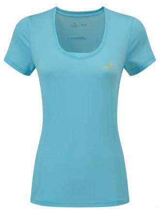 Ronhill Stride Zeal SS Tee - damska koszulka biegowa