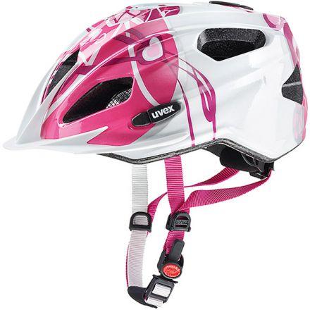 Uvex Quatro Junior | Pink Silver