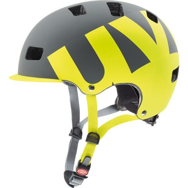 Uvex HLMT 5 Bike PRO | Grey Lime