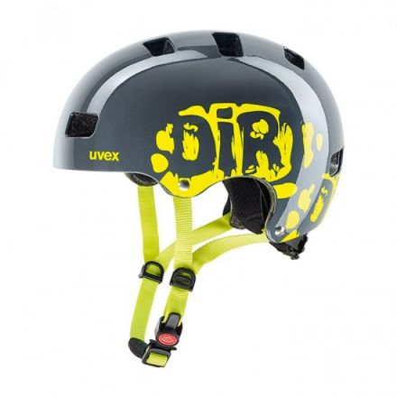 Uvex Kid 3 | Dirtbike Grey