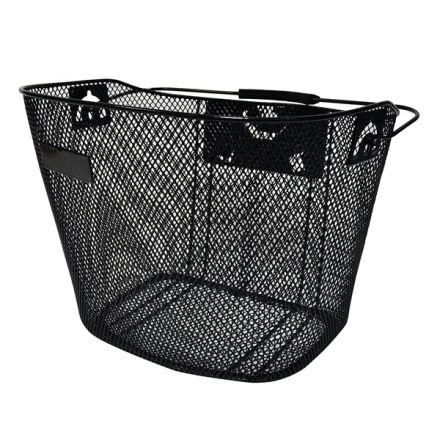 OXC Quick Release Front Basket - uniweralny przedni kosz rowerowy