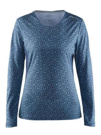 Craft Mind LS Tee - damska bluza do biegania  1903941