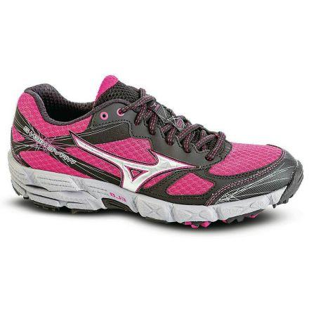 Mizuno Wave Kien 2  - damskie buty do biegów terenowych
