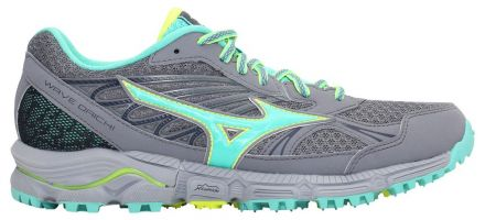 Mizuno Wave Daichi - damskie buty do biegów terenowych