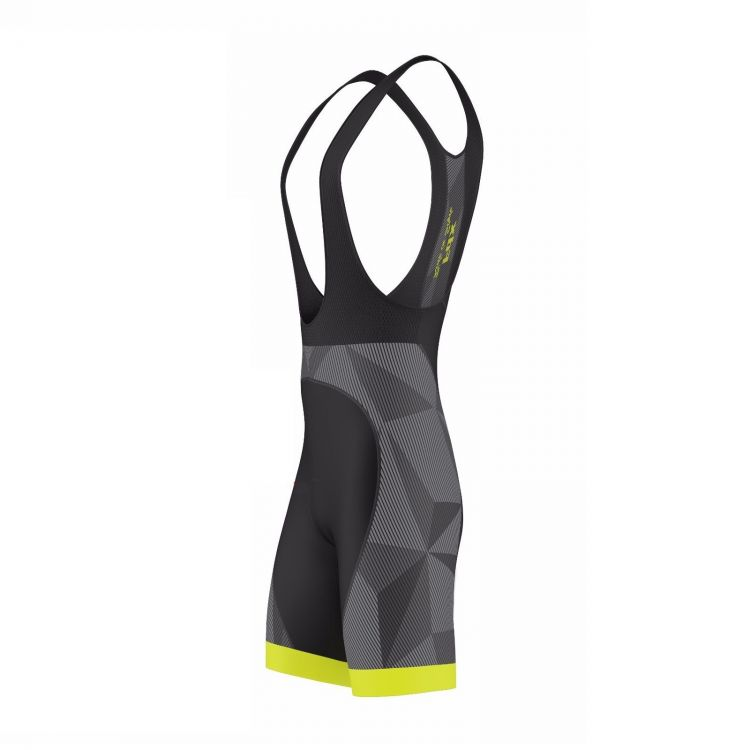 FDX Cycling Gel Bib Shorts