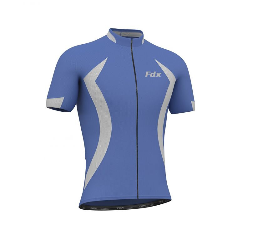 FDX Race Quality Half Sleeve Jersey